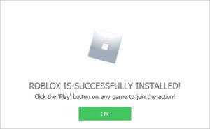 Gra zostanie pobrania i automatycznie zainstalowana, możesz rozpocząć rozgrywkę.